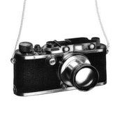 Image of Sleuth Camera Necklace