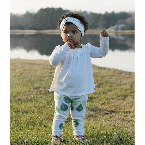 Image of Avocado Organic Leggings