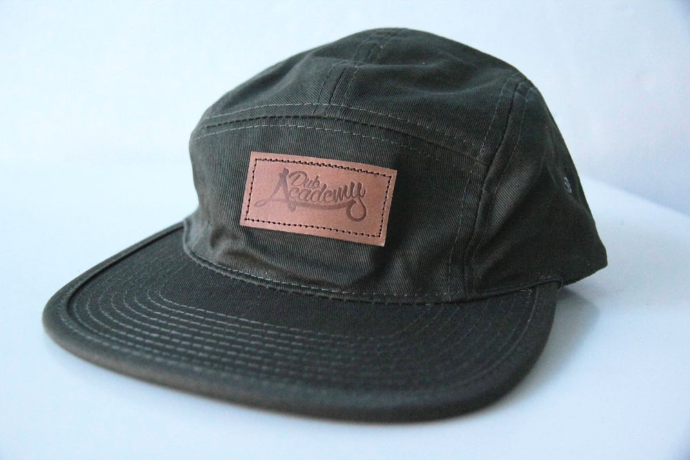 Image of Leather Patch Volley