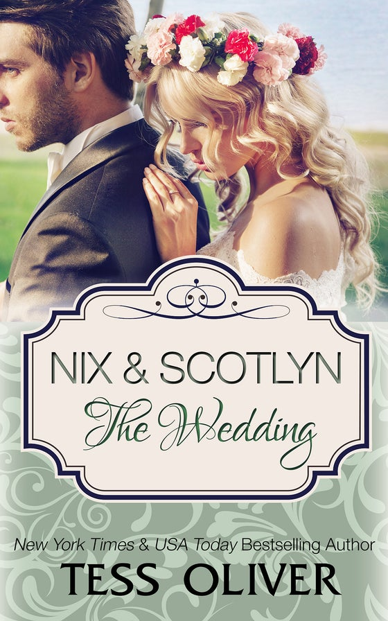 Image of Signed Paperback of Nix & Scotlyn: The Wedding