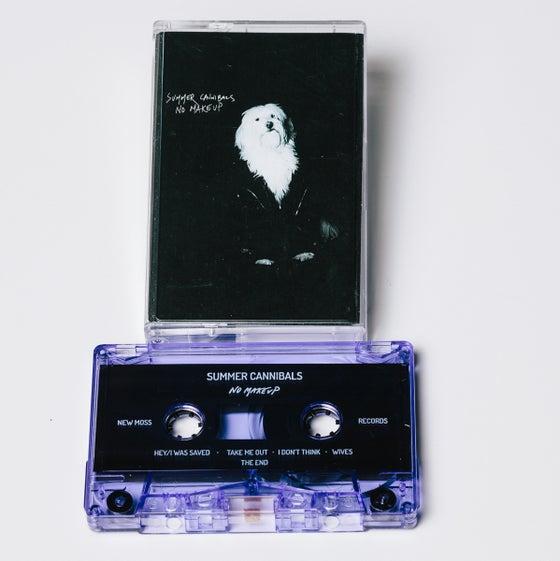 "Image of Summer Cannibals, ""No Makeup"" Cassette"