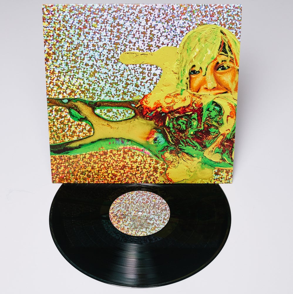 "Image of Sun Angle, ""Diamond Junk"" LP"