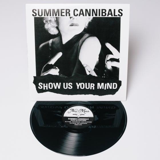 "Image of Summer Cannibals, ""Show Us Your Mind"" - 180 Gram Black Vinyl"
