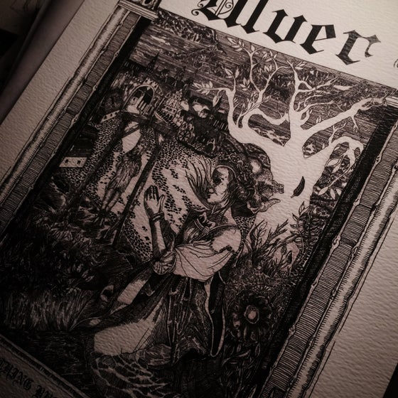 Image of Ulver : Messe I.X-VI.X