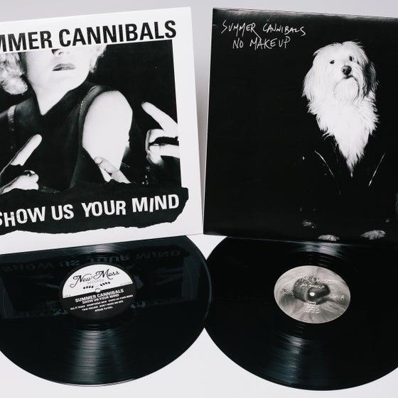 "Image of Summer Cannibals, ""Show Us Your Mind"" + ""No Makeup"" Bundle"