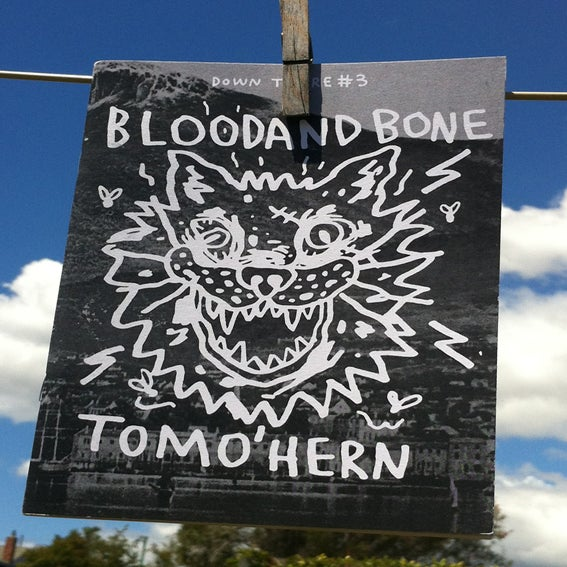 Image of Blood and Bone - Down There #3 by Tom O'Hern