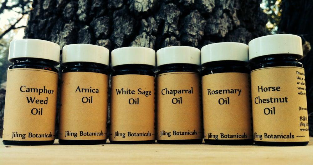 Image of Herbal Oils
