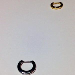 Image of Silver Septum Clicker