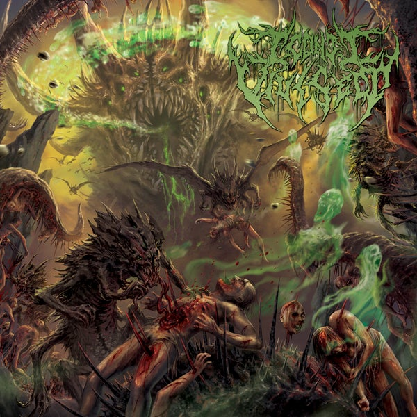 Image of Iconic Vivisect - Monument Of Depravity