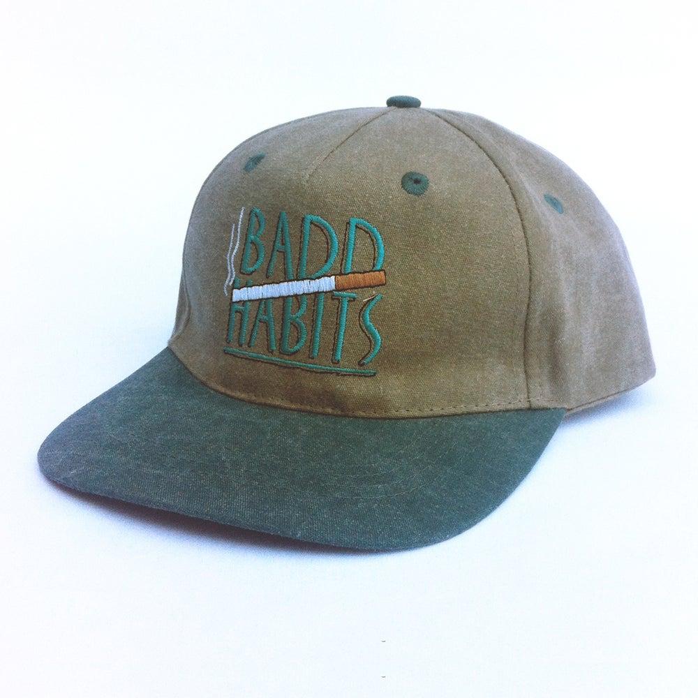 "Image of ""CIGS"" SNAPBACK CAP"