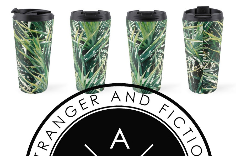 Image of Pandan - Travel Mug - Stranger and Fiction