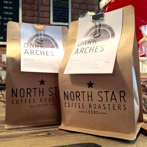 Image of North Star Coffee - Dark Arches