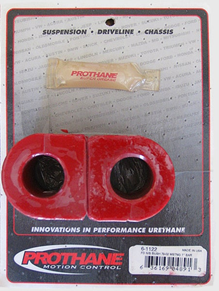 "Image of Prothane Polyurethane 1"" (25mm) Sway Bar Bushings"