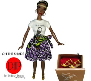 Image of Oh the Shade fashion doll