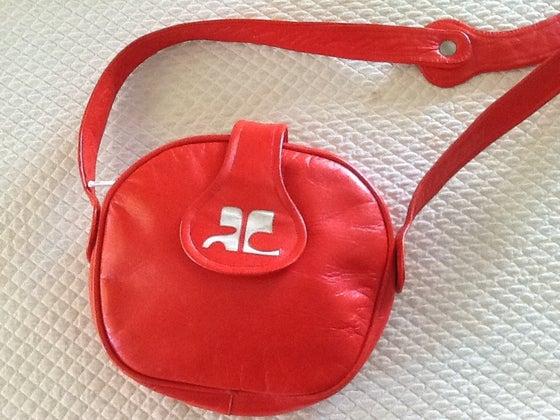 Image of Petit sac rond COURREGES