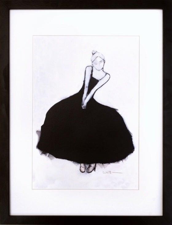 Image of Print # Elle
