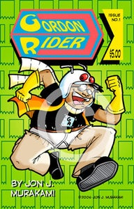 Image of Gordon Rider Issue #1