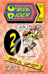 Image of Gordon Rider Issue #3