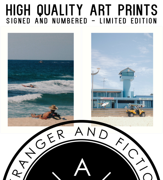 Image of Limited Edition Prints - Beach Edition