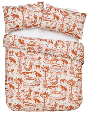 Image of Pet Sounds Pillow Cases - Set of 2