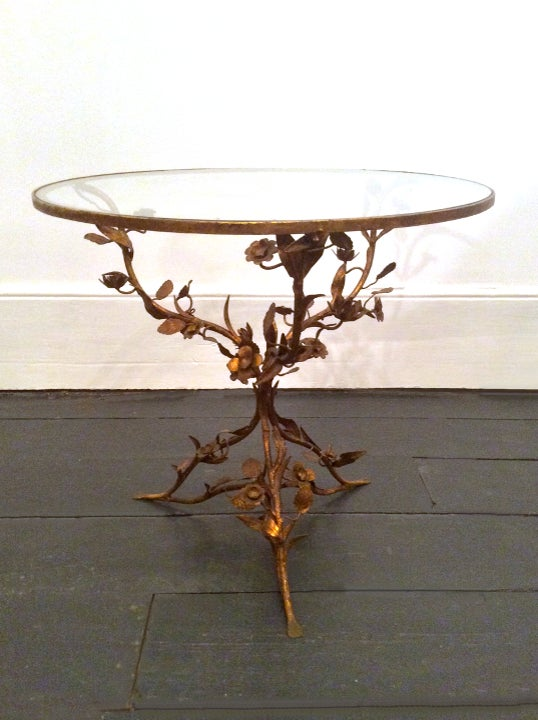 Image of Decorative French Side Table