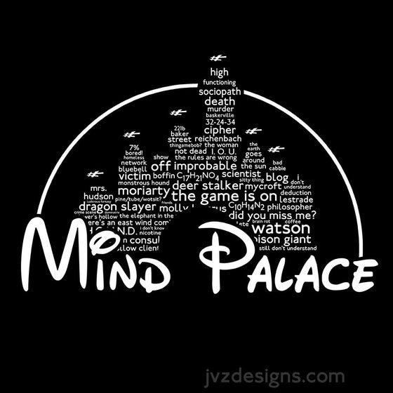 Image of Mind Palace (white text)