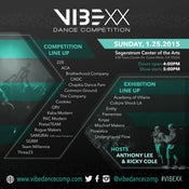 Image of VIBE XX TICKETS