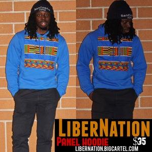 Image of LiberNation panel blue 2