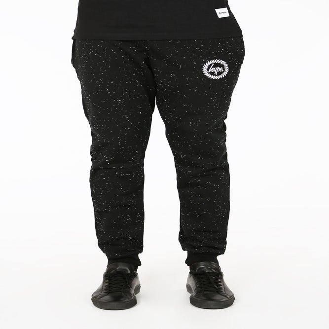 Image of HYPE. SPECKLE JOGGERS