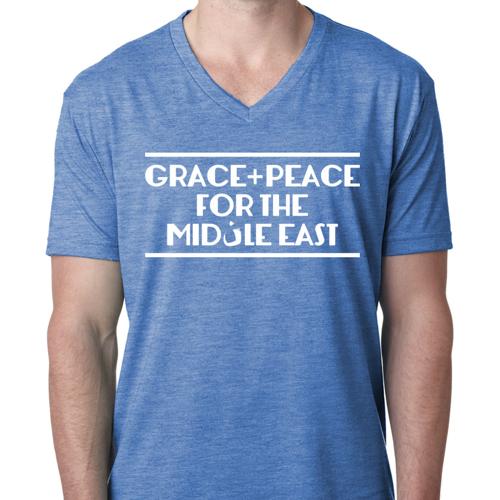 Image of GPME PreEmptive Love Mens V-Neck Tshirt