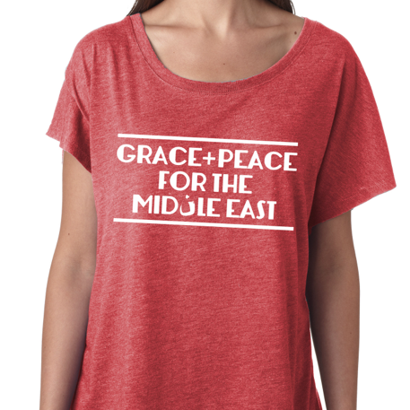 Image of GPME PreEmptive Love Womens Slouch Tshirt