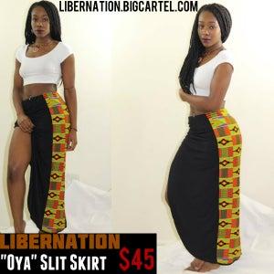 Image of LiberNation Slit Skirt