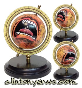 "Image of Custom ""Screaming Earth"""