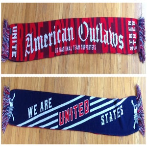 Image of American Outlaws Scarf 6.0