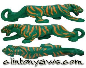 Image of Battlecat M.O.T.U Custom Ceramic Mantel Figurine