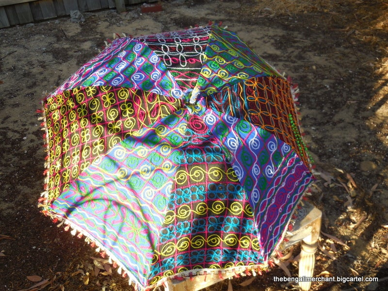Image of Sun Parasols No 4