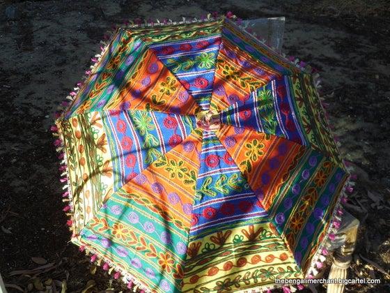 Image of Sun Parasol No 5