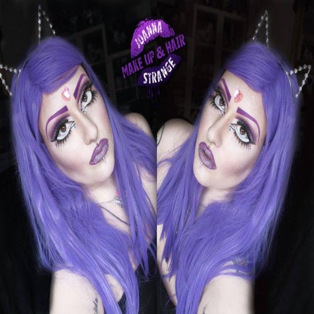 Purple Reign Wig 37