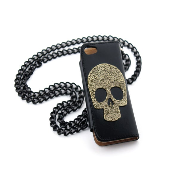 Image of Skull Phone Case