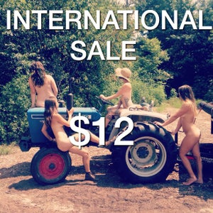 Image of INTERNATIONAL Farmer Tans Calendar - SALE