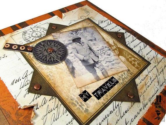 Image of The Roosevelt Album Tutorial- Instant Download