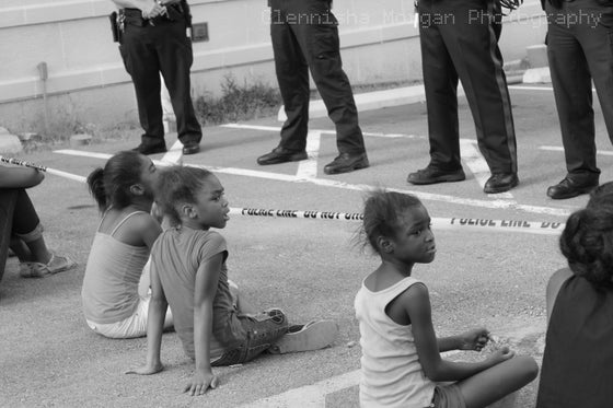 Image of 3 Little Girls Ferguson