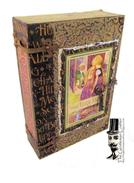 Image of Dr. Phineas Ellsworth's Fantastic Puzzle Book Tutorial - Instant DL
