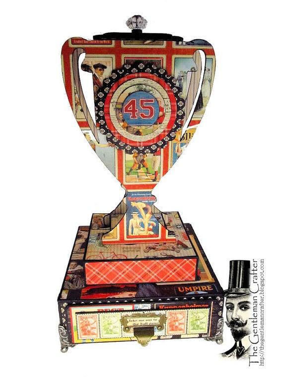 Image of The Good Old Sport Trophy Tutorial - Instant DL