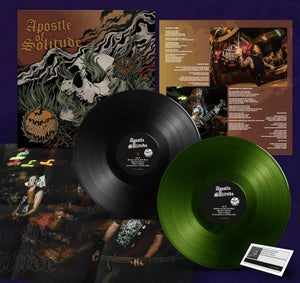 "Image of ""of Woe and Wounds"" 2LP"