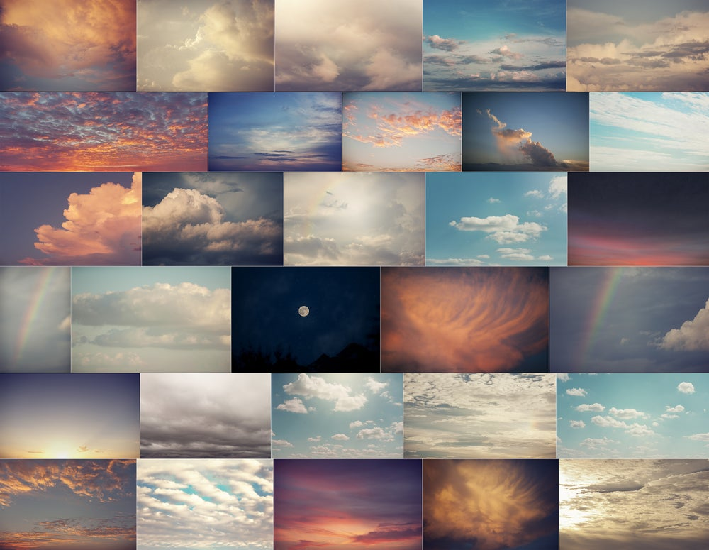 Image of Big Texas Sky overlays