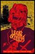 Image of LEGIO OCCULTA - THE CROSS TURNED UPSIDE DOWN TAPE