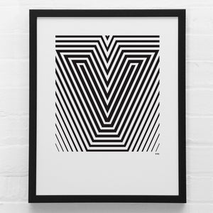 Image of V