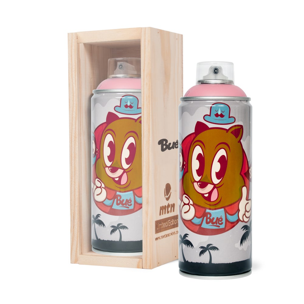 Image of MTN Colors Artist Series Bué Spray Can