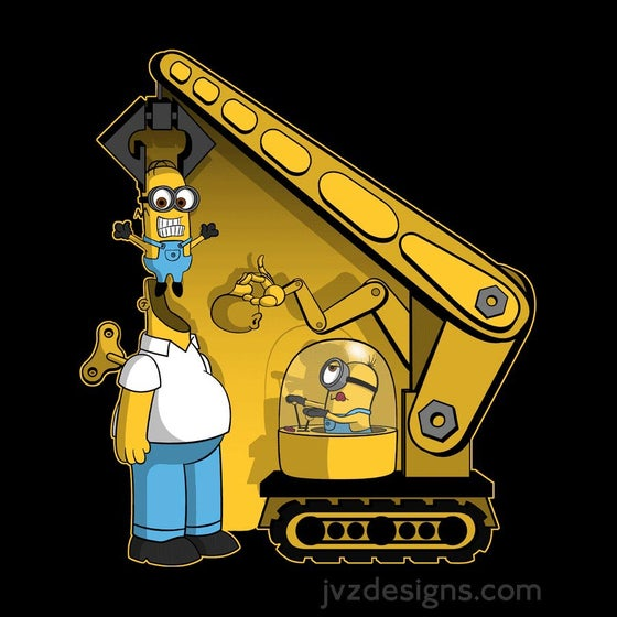 Image of D'oh Minion